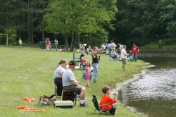 Kids Fishing 2008
